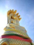 диаграмма усаживание Будды Стоковая Фотография RF