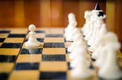 диаграммы высокое изображение шахмат черноты предпосылки 3d представляют разрешение Стоковые Фотографии RF