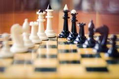 диаграммы высокое изображение шахмат черноты предпосылки 3d представляют разрешение Стоковые Фото