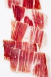 Иберийская ветчина стоковая фотография