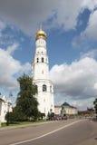 Иван большая колокольня в Кремле moscow Россия Стоковое Фото