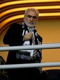 Иван Ignatyevich Savvidis, FC PAOK Стоковые Изображения