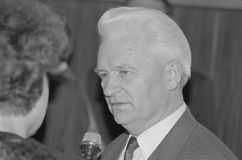 Иван Stepanovich Silayev Стоковое фото RF