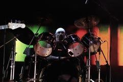 играть барабанчиков барабанщика Стоковое фото RF