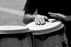 играть барабанчиков Стоковое Фото