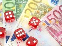 играть в азартные игры Стоковое Изображение
