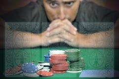 играть в азартные игры стоковые фото