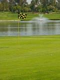 играть гольфа Стоковое фото RF