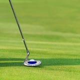 играть гольфа Стоковые Изображения RF