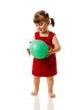 играть девушки стоковое изображение rf