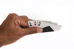 играть карточек предпосылки стоковая фотография rf
