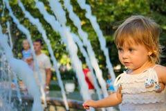 играть малыша Стоковая Фотография RF