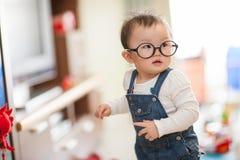 Играть малыша Стоковые Изображения