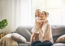 играть мати дочи Стоковые Изображения RF