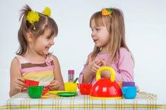 Играть малышей Стоковое Изображение RF