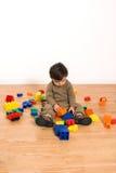 играть младенца Стоковые Фотографии RF