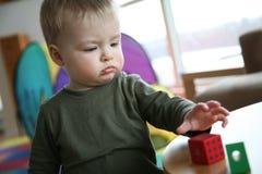 Играть младенца Стоковые Фото