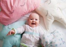 Играть младенца Стоковое Изображение RF