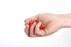 играть плашек Стоковая Фотография RF