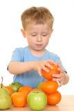 играть плодоовощей Стоковое Изображение RF