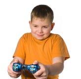 играть подросток Стоковые Фотографии RF