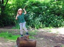 играть ребенка счастливый стоковые изображения rf