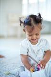 играть ребенка Стоковое Фото