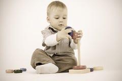 играть ребенка Стоковая Фотография
