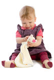 играть ребёнка Стоковая Фотография