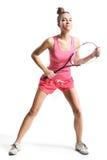 Играть сквош Стоковое фото RF