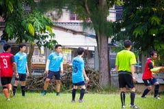Играть спорт для здоровья Стоковые Изображения