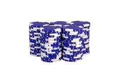 играя в азартные игры выигрыш Стоковое Изображение RF