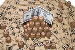 играя в азартные игры lotto Стоковые Изображения
