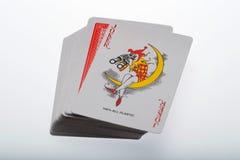 Играя карточки 3 Стоковое Фото