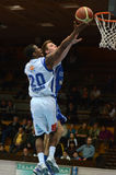 игра баскетбола fehervar kaposvar Стоковые Изображения