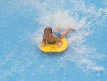 Игра воды детей Стоковые Изображения RF