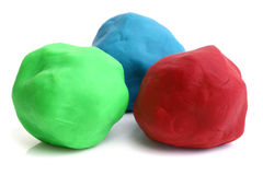 игра глины детей стоковое фото rf