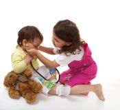 игра детской больницы стоковые фотографии rf