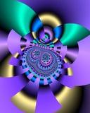 игра диска 3d иллюстрация вектора