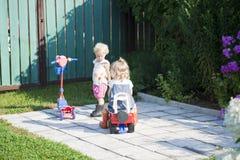 Игра детей Стоковые Фотографии RF