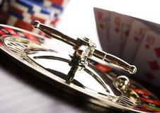 игра казино стоковая фотография rf