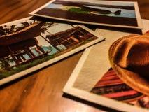 игра карточек 3d одно Стоковое Фото