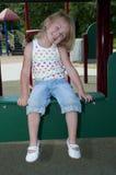 игра парка ребенка Стоковое Фото