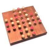 Игра пасьянса Стоковое фото RF
