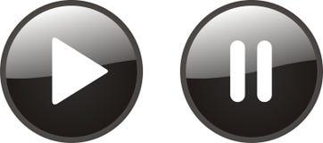 игра перерыва кнопок Стоковая Фотография RF