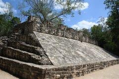 игра поля coba майяская Стоковое фото RF