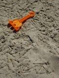 Игра пляжа стоковое изображение rf