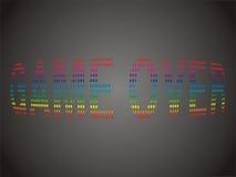 игра сверх Стоковое фото RF