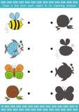 Игра тени соответствуя (8) Стоковая Фотография RF