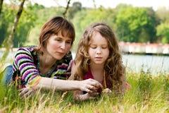 игра травы стоковые фото